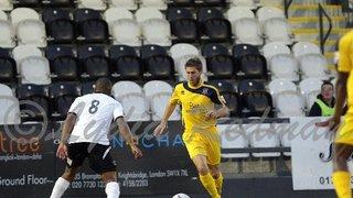 Eastbourne Borough FC(1) VS Boreham Wood FC (3) 09/04/2014