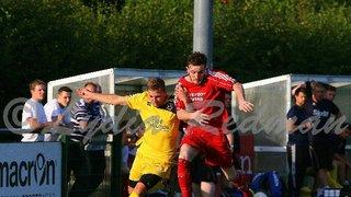 FRIENDLY Eastbourne Borough FC(1) VS Crawley Down Gatwick FC(0) 15/07/2014