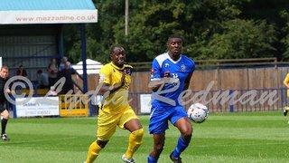 FRIENDLY Eastbourne Borough FC(0) VS Tonbridge Angels FC(1) 19/07/2014