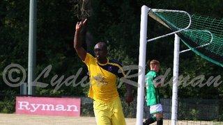 FRIENDLY Eastbourne Borough FC(1) VS Burgess Hill Town FC(1) 26/07/2014