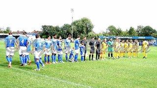 Eastbourne Borough FC(1) VS Wealdstone FC(1) 09/08/2014