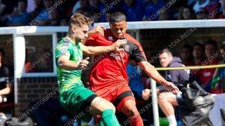 Eastbourne Borough FC(3) VS Hemel Hempstead Town FC(0) 06/08/2016