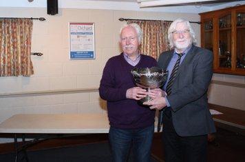Roland Charles - WA Febry Rosebowl and Long Service Award