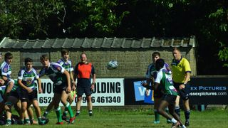 Ellingham and Ringwood Colts 0 Bognor RFC Academy Greens 27