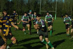 Sussex Cup 2nd round Uckfield RFC Colts 5 Bognor RFC Colts Academy 31