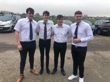 Bognor RFC Colts Academy Purples 39 Tadley RFC Colts 17