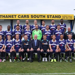 VCD Hand A Blow To Margate With 3-0 Win