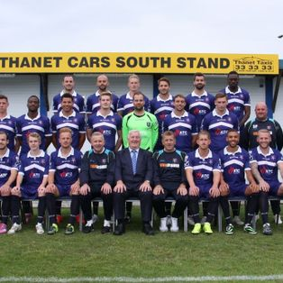 Margate Kick start with Taylor made win.