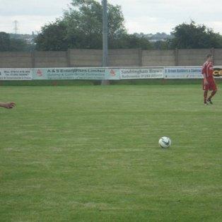 Match Report: Stapenhill 3, Radford 2