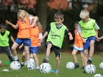 4-6 Year Olds CB Little Kickers Soccer School
