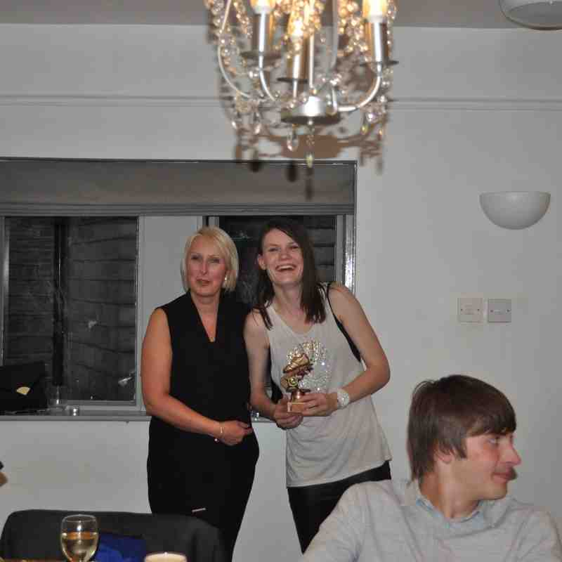 Ladies Presentation 2015/16