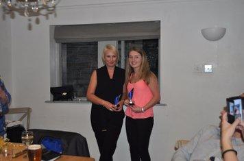 Most Player of Match Awards Hannah Nicholl