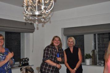 Most Player of Match Awards Rebecca Harper