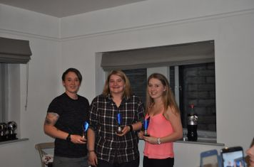 Joint Winners Most Player of Match Awards