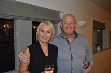 Ann & Paul from Gallery Hairdressing Home Kit Sponsors
