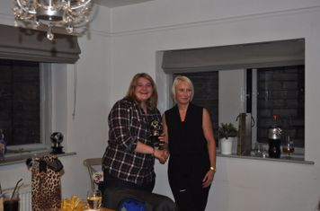 Players Player of the Year Rebecca Harper