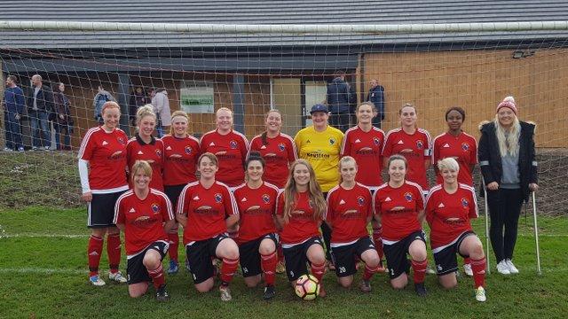 Hepworth United Ladies FC