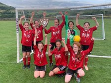 Holme Valley Schools Girls Tournament