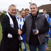 Davies Awarded Manager of the Month
