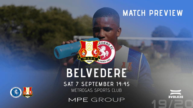 Match Preview - Belvedere FC