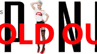 Saturdays Evening with M!zz P!nk has SOLD OUT