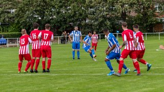 A quality Shifnal performance teaches Darlaston what Premier Division is all about