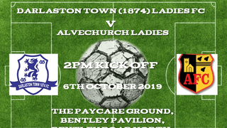 Darlaston Ladies bring their unbeaten run back to The Paycare Ground this Sunday