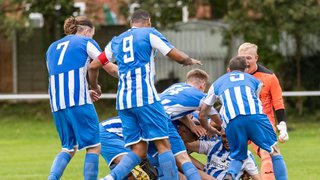 Video released of Saturdays three goals scored against Bewdley Town