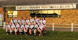 Burton's class shines through