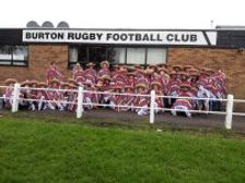 Burton too strong for New Dudley Team