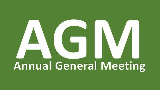 Donaghadee RFC - Notice of AGM