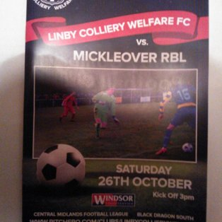 LINBY LOSE AT HOME TO LEGION