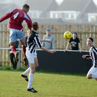 YOUTHFUL LINBY UNLUCKY TO LOSE AT SWANWICK