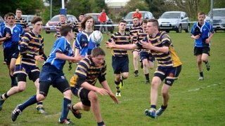 Anselmians vs New Brighton U15 Vase Final