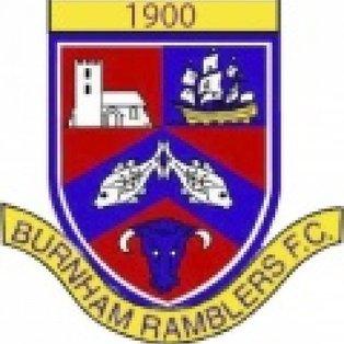 Thurrock 5 Burnham Ramblers 1