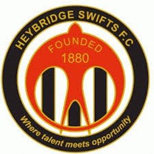 Thurrock 0 Heybridge Swifts 1