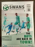 Interested in Advertising in the Match Day Programme?