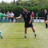Newport Pagnells Daren Dykes on their 3-0 win at Eynesbury: