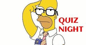 Quiz night at NPTFC.