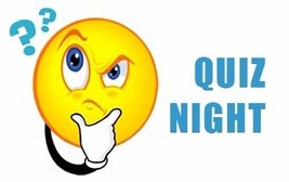 Quiz Night at NPTFC Club House