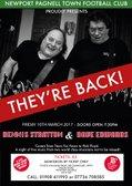 Rock Night Part 1 - Dennis Stratton & Dave Edwards - 10th March 2017