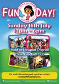 Family Fun Day - Sunday July 16th 2017 12pm-6pm