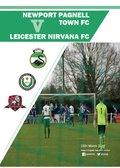 Vs Leicester Nirvana Programme Online