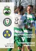 The Swans vs Peterborough Sports - Sat 29th April