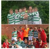 Congratulations to the NPTFC Under 10 Lions and Under 12 Lions for winning the Towcester Tournament.