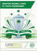 Youth Tournament Programme! Only £3 !!!