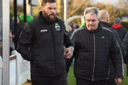 Newport Pagnell Town manager Darren Lynch on their 1-0 win at Harborough Town: