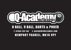 A Big thank you to Q-Academy MK for sponsoring NPTFC Under 13s Lions.