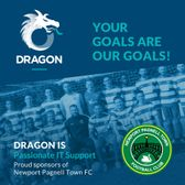 A big thank you to Dragon IS for your sponsorship!