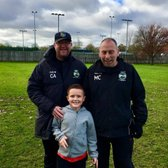 A message  from Carl Elliot Allum the Under 9s Panthers managers and Bobicats Coach.